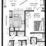 Floor plan atlantic east condominium