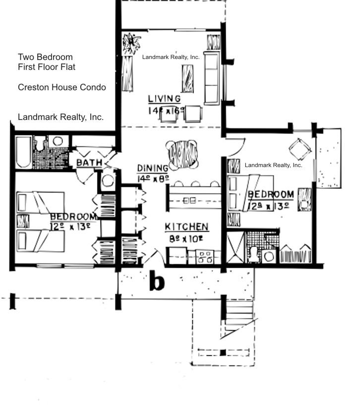 Creston House Condominiums