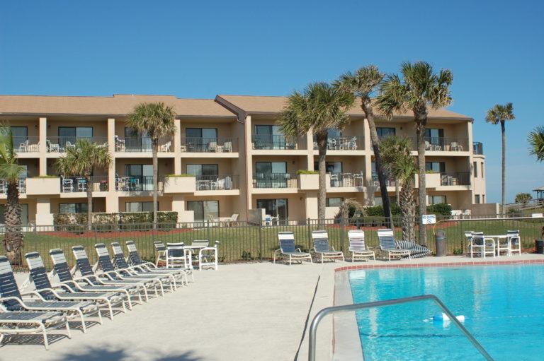 Ocean Villas Iniums St Augustine