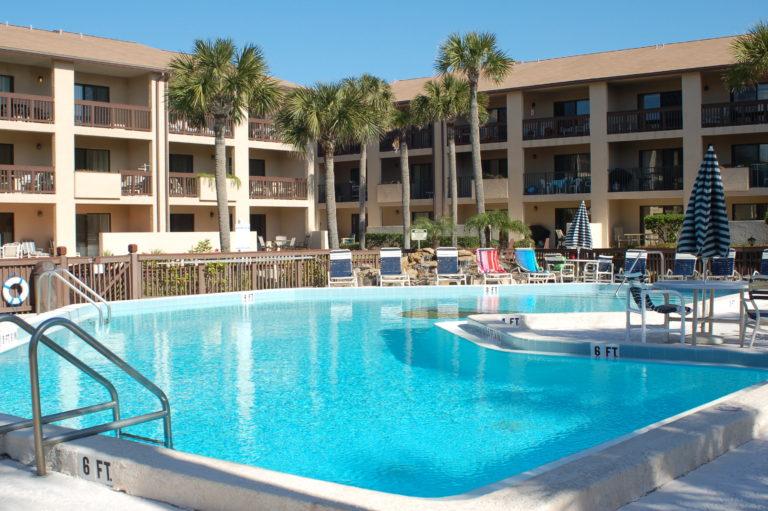 Ocean Villas Iniums St Augustine Beach