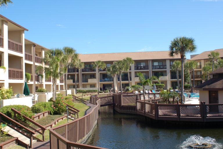 St Augustine Beach Ocean Villas Iniums